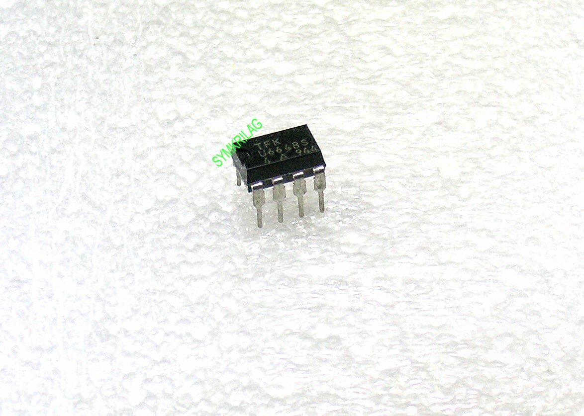 U664bs 1 3ghz 64 Prescaler 8dip