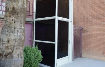 Enclosed Lift Plexi-glass vertical platform lift
