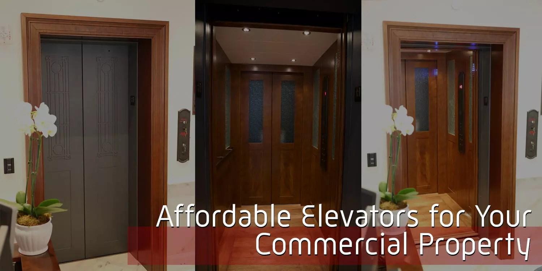 Affordable Elevators for Your Commercial Property – Elevation LU/LA