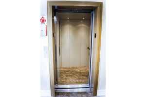 Limited use/limited application elevator