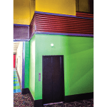 Limited use/limited application elevator in a commercial setting