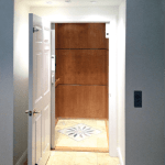 Symmetry Home Elevator installed by Arrow Lift MN