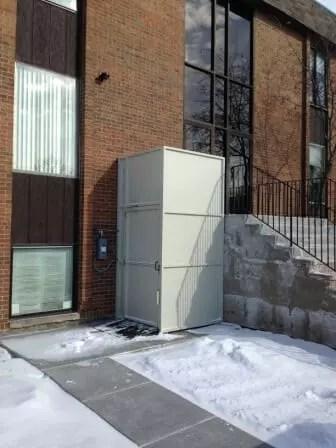 Symmetry VPL-EL outdoor stationary ramp