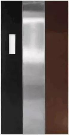 Symmetry Safety 3-Panel Door