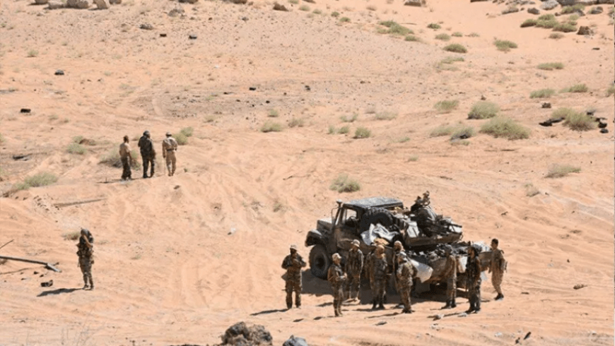 """قتيل وجرحى بانفجار داخل نفق يحفره """"الحرس الثوري"""" شرق تدمر"""