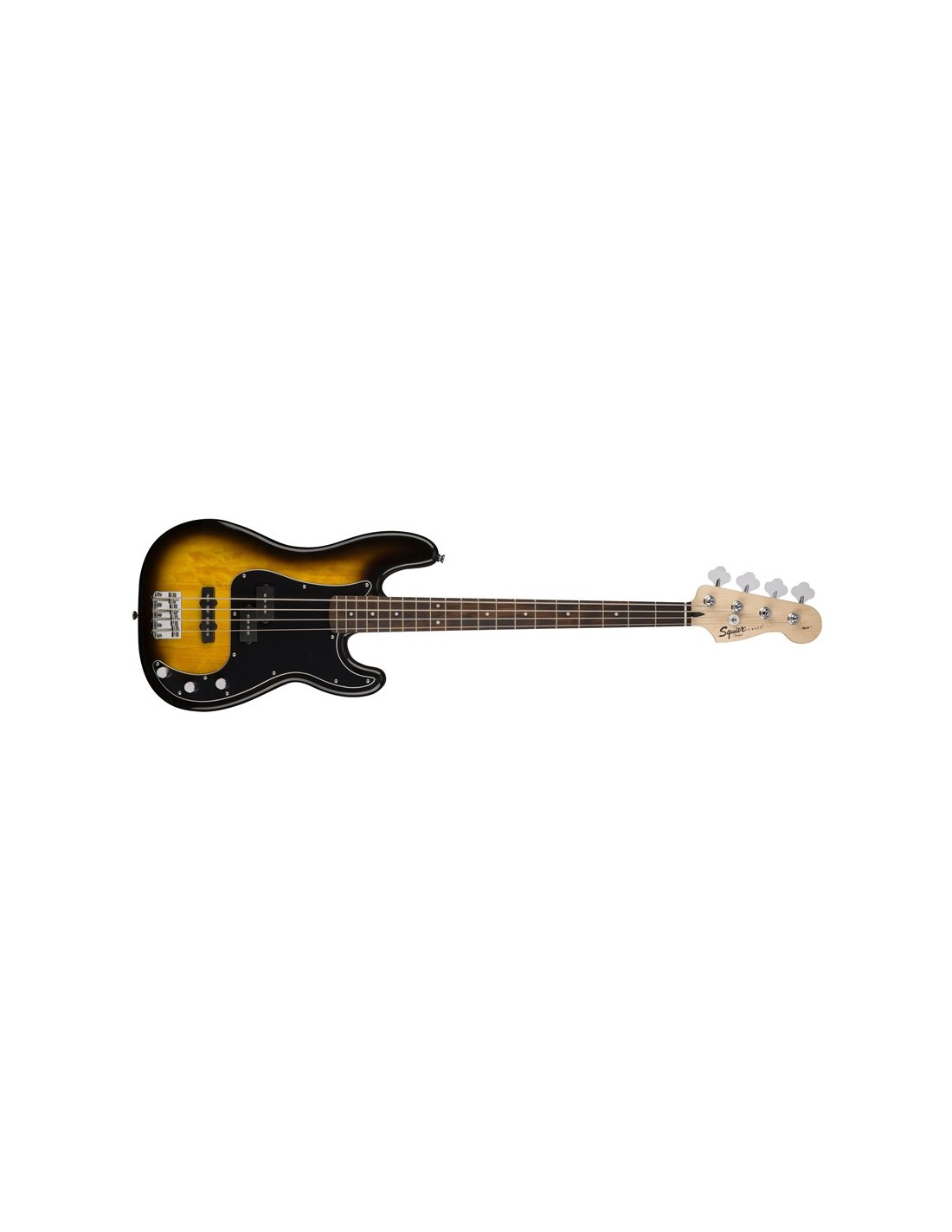 Squier Affinity Pj Bass Guitar Pack With Fender Rumble 15 Amplifier