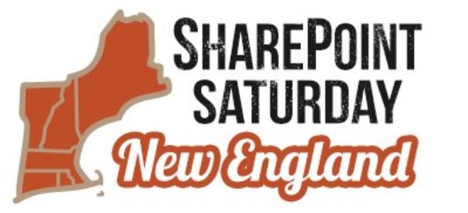 SharePoint Saturday New England