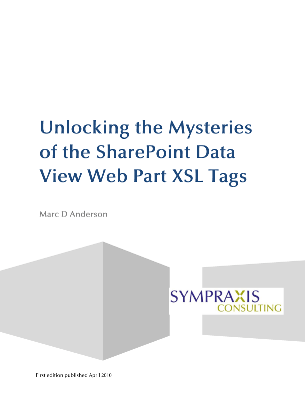 Unlocking-the-Mysteries-of-the-SharePoint-Data-View-Web-Part-XSL-Tags-Rev_small