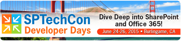 SPTechCon Dev Days