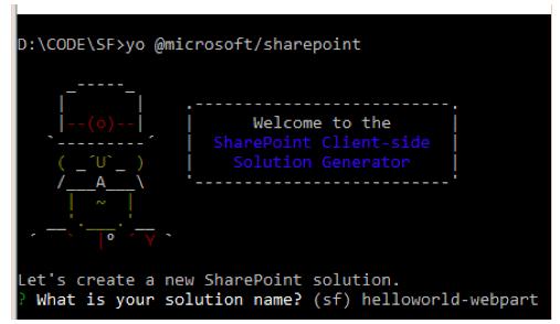 SharePoint Framework (SPFx)