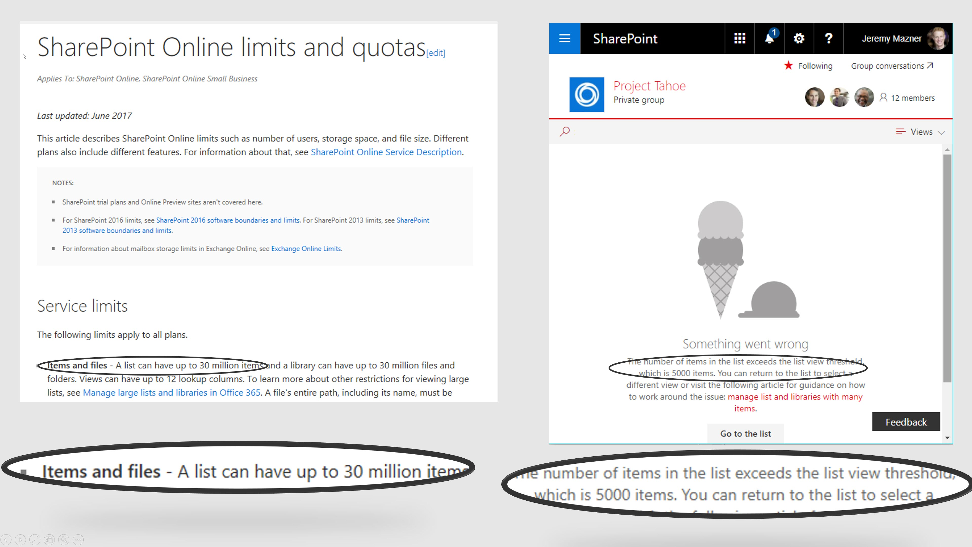 predictive indexing comes to office 365 lists and libraries marc d