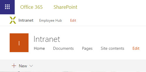 Office 365 Hub Sites Are Here A Few Tips Marc D Anderson S Blog