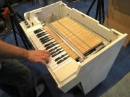 MM 2015 – analogue Mellotron