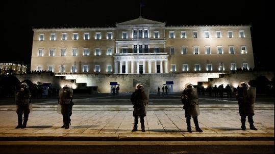 Ομάδα Νομικής Βοήθειας: Το νομοσχέδιο για τις διαδηλώσεις είναι αντισυνταγματικό!