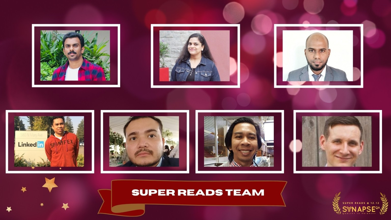 Super Reads Team
