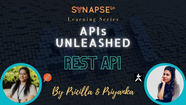 API unleashed banner