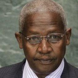 Foreign minister Kutesa