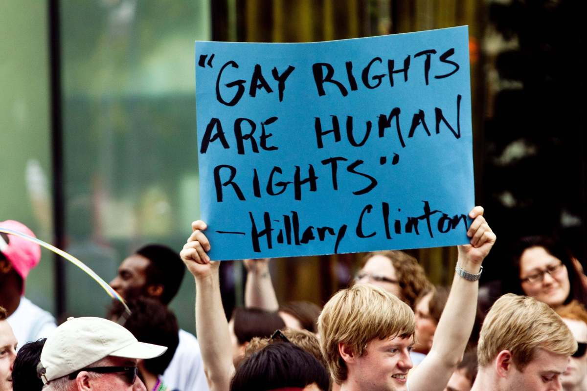 South Africa's LGBTI folk can have rights – others, not so much