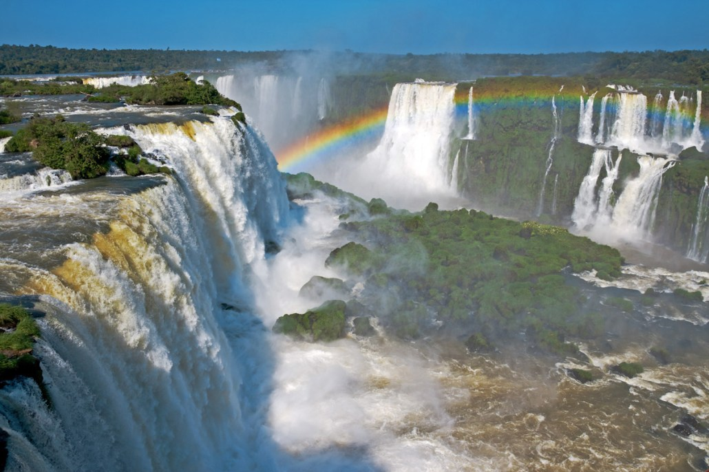 Hands-free Trading | Iguazu Falls