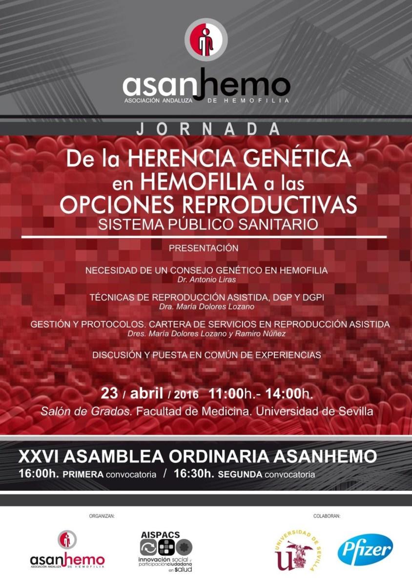 Herencia genética y reproducción asistida en hemofilia