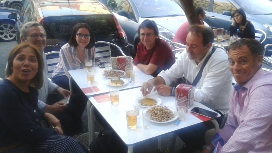 Aprendizaje entre iguales en La Rinconada