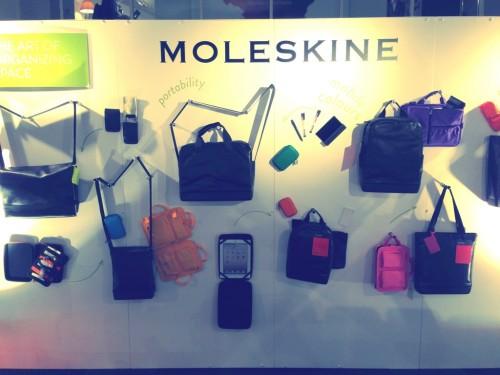 ハヤテノ的に気になる新作モレスキンを発見! 【MOLESKINE】2013年 新商品展示会