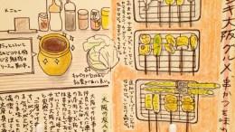 大阪の友人に「串カツ食べたい!」と希望出して、オススメのお店だよ、ということで連れて行ってもらった「赤とんぼ」さん。ヘルシーな感じの串カツ、お任せ10本を満喫したあと、野菜を中心に追加してみました。とてもおいしい!大阪に来たら、またこちらにお邪魔したいと思います。
