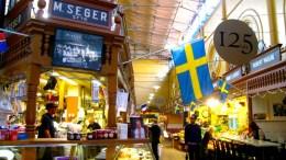 エステルマルム市場