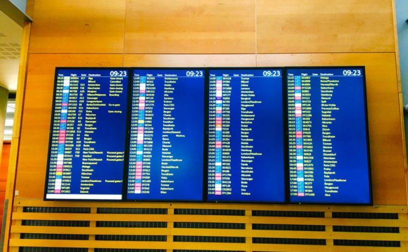 カストロップ空港〜デンマーク時間を満喫 #ハヤテノ北欧旅