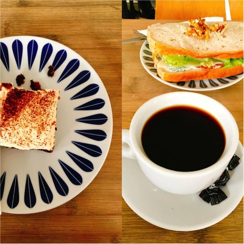 オスロのカフェ「liebling」