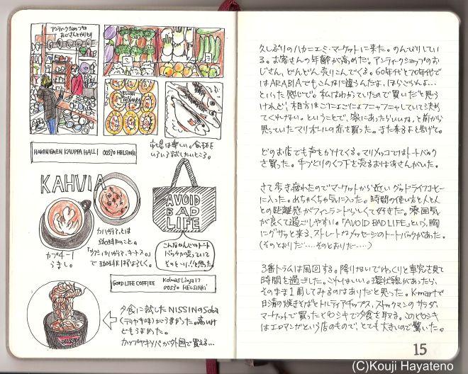 冬のヘルシンキ旅日記 DAY5イメージ