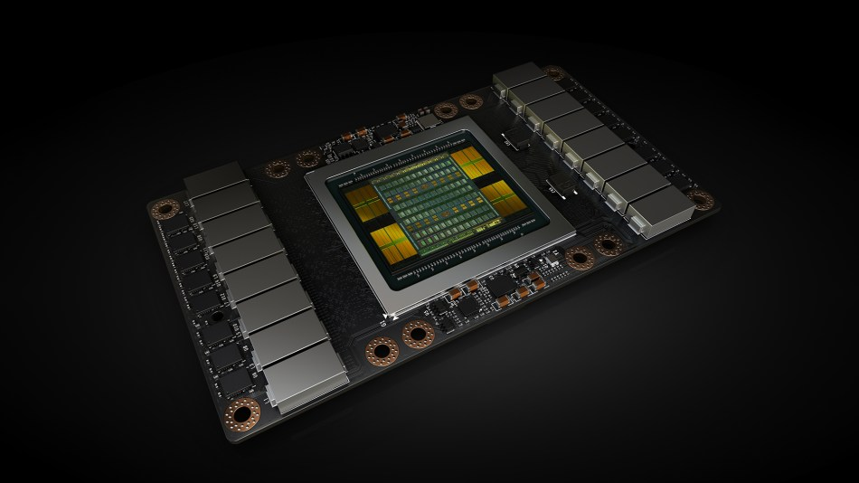 NVIDIA V100 32GB GPU image