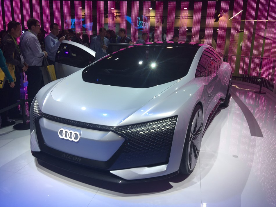 CES 2019 Cools on Self-Driving