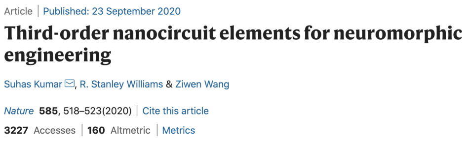 Third-order nanocircuit elements for neuromorphic engineering.png
