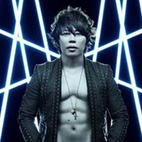 "T.M.Revolution performing at ""Anisong World Matsuri ~Japan Super Live~"" A joint project with Anime Expo, the biggest anime convention in North America!"