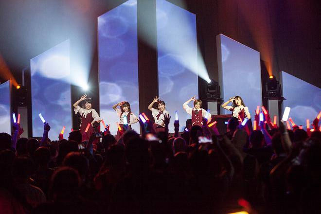 STARMARIE在巡迴公演中舉辦第16次的台灣單獨公演!