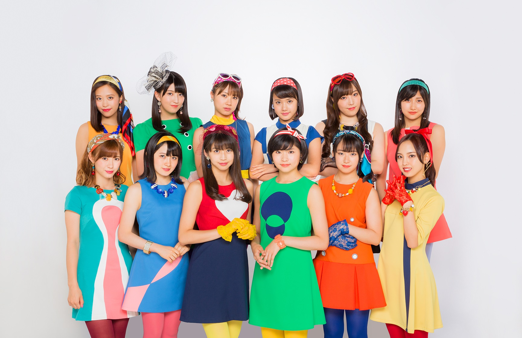 Live Q&A with Morning Musume。'18 Ask your questions with #AskMORNINGMUSUME