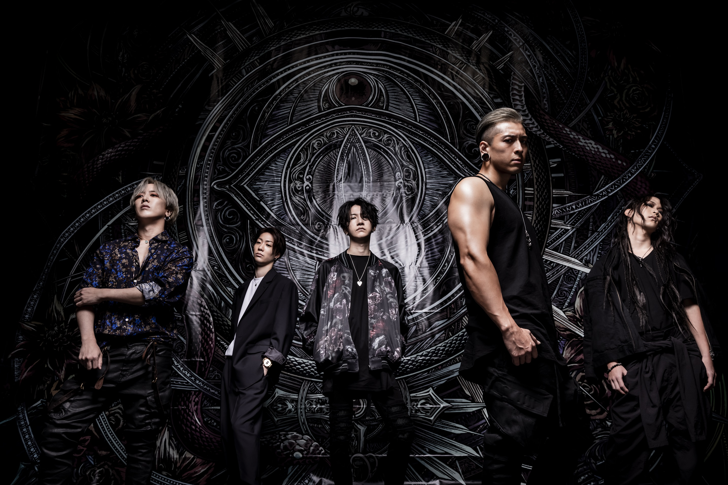 "NOCTURNAL BLOODLUST, First-ever Concert Livestream Held on Dec 20 Last Year,  From ""SPECIAL ONLINE LIVE"", ""Life is Once"" Has Been Released on its Official YouTube Channel!"