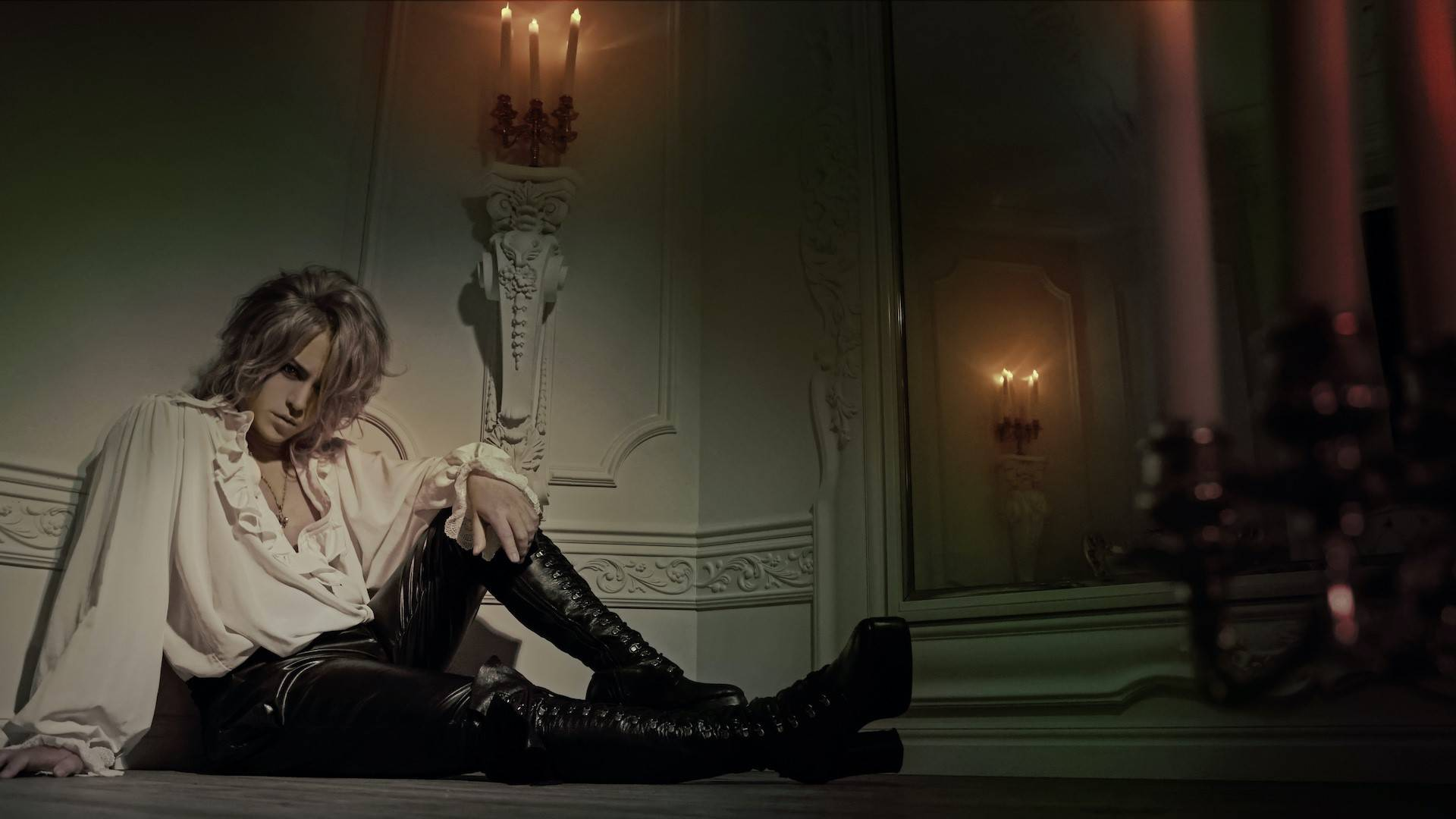 "KAMIJO discusses his upcoming online tour and his 25th anniversary ""PERSONA"" trilogy."