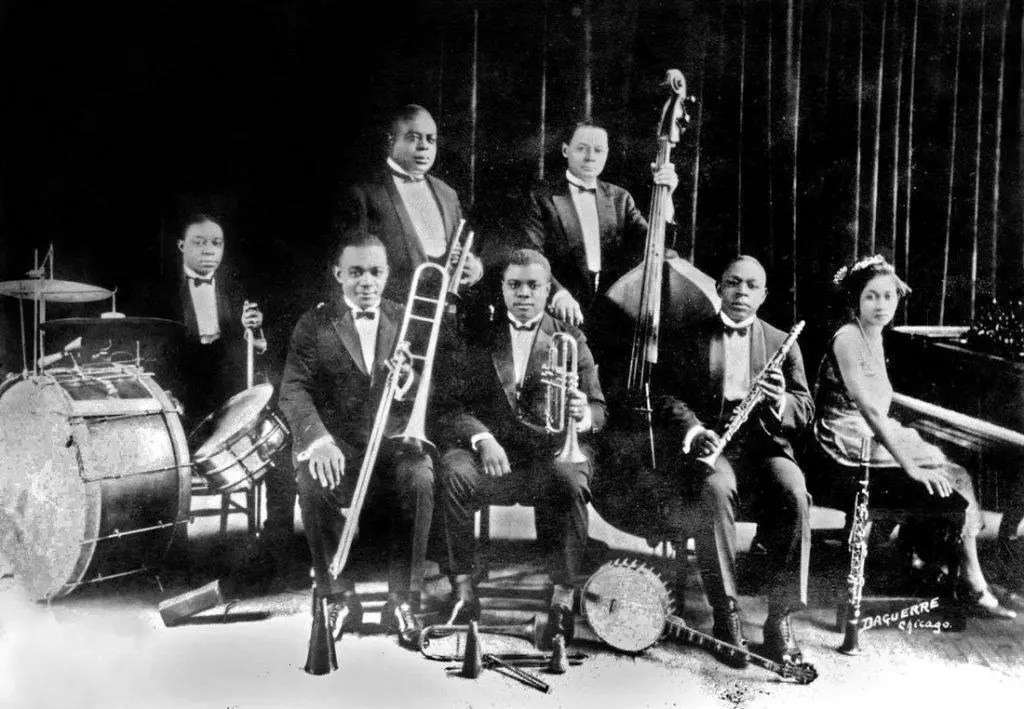 In this week's blog we consider the song sweet home chicago. The Legacy Of Johnny And Baby Dodds Profiles In Jazz The Syncopated Times