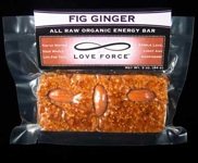 Love Force - Fig Ginger Bar, 3 oz