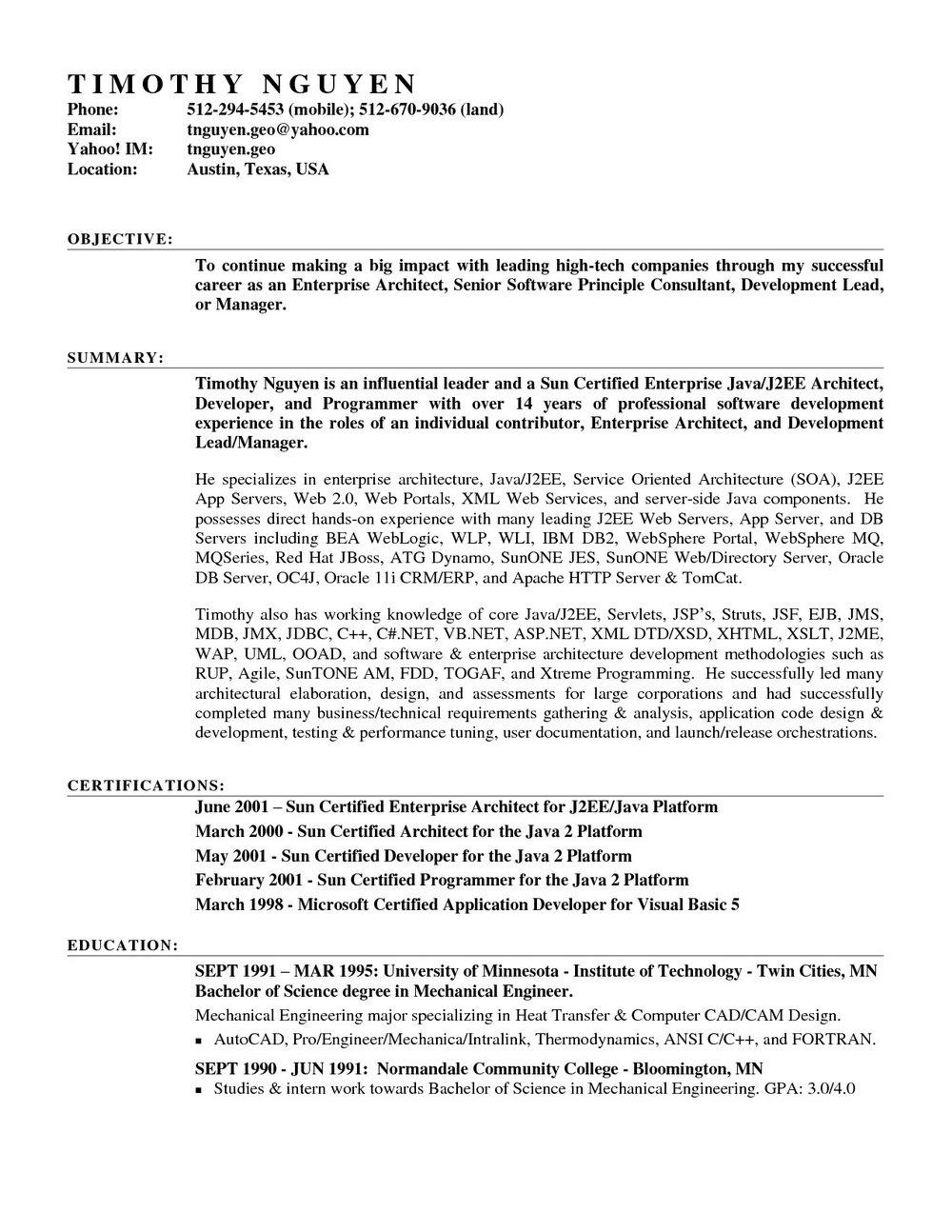 Microsoft Word Resume Templates Free Resume Template 18 Debra Wi