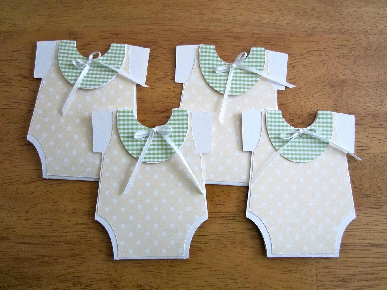 Baby Diaper Invitation Template Free