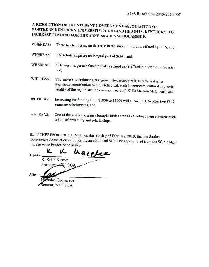 Board Of Directors Resolution Sample