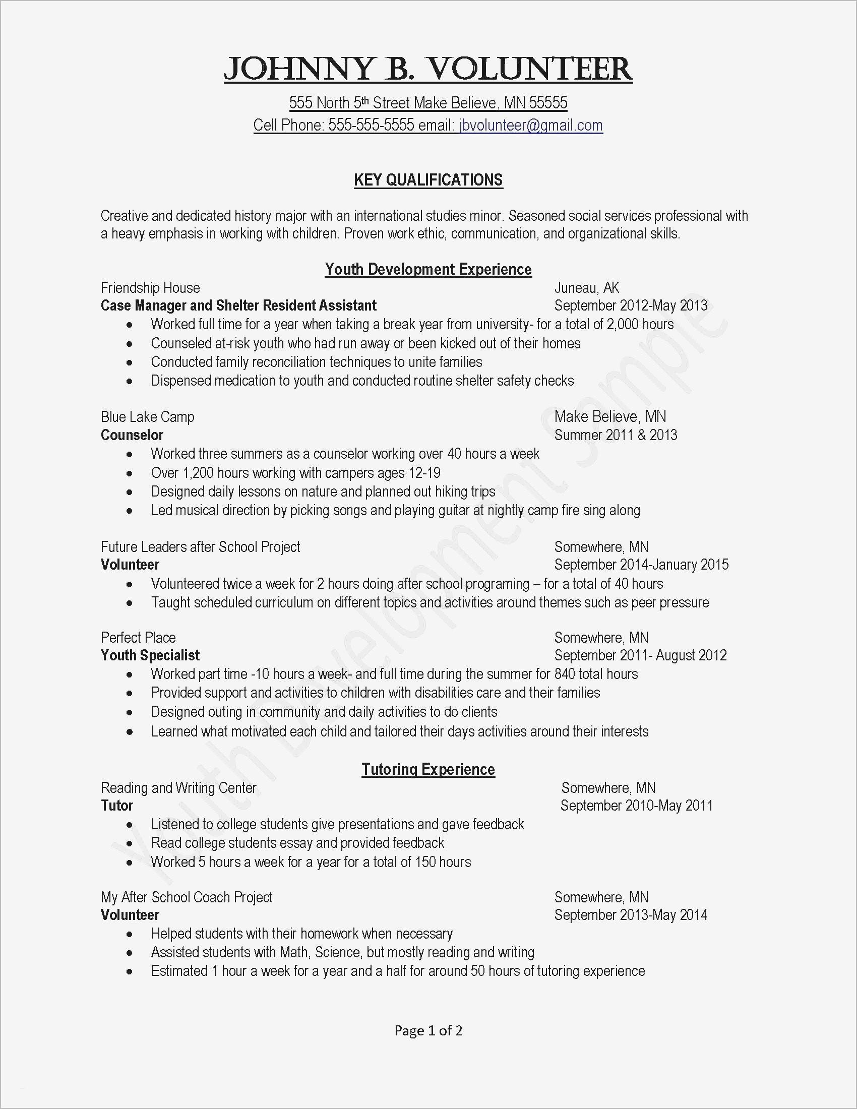Cover Letter For Resume Examples Free