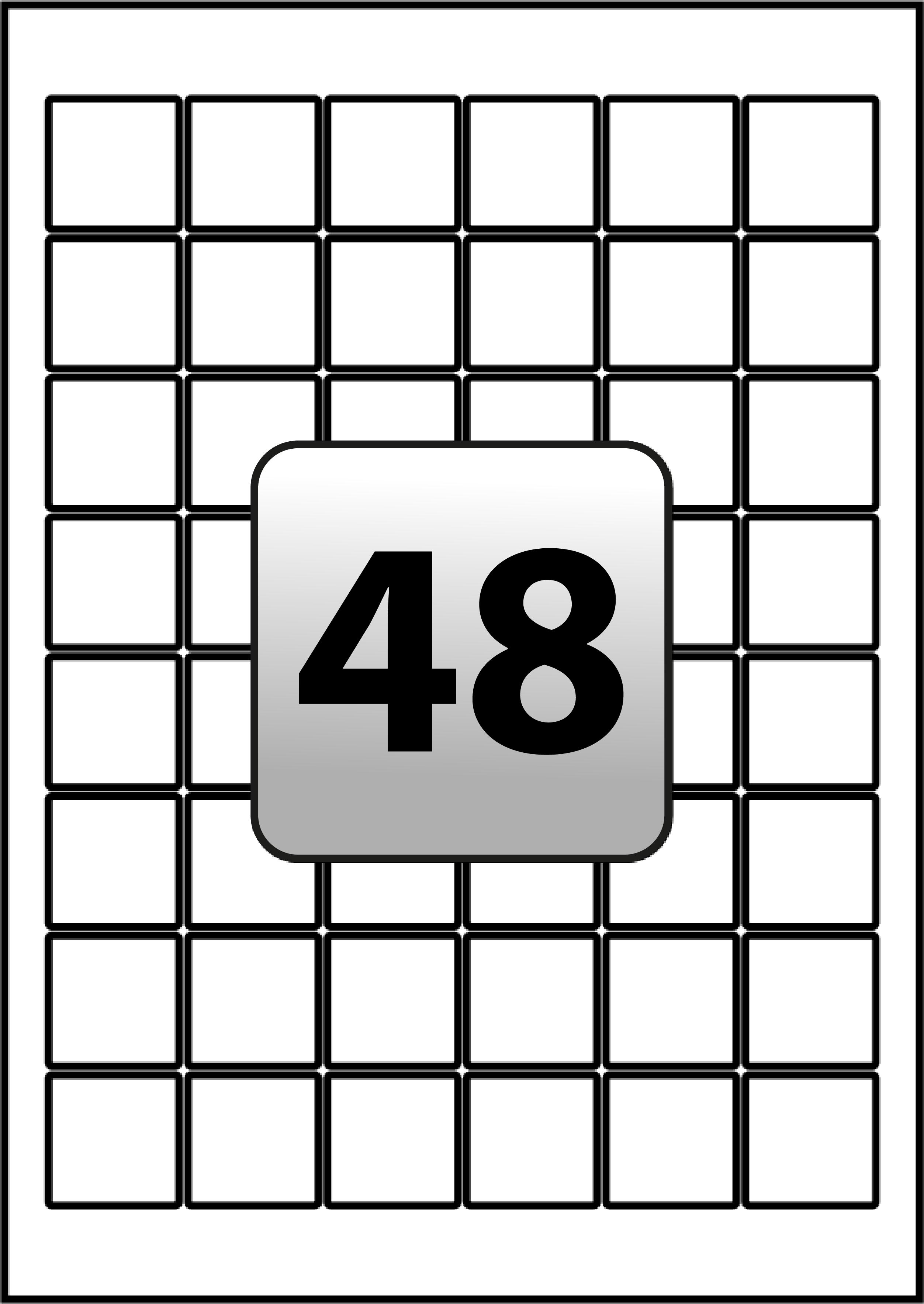 30 Labels Per Sheet Template For Mac