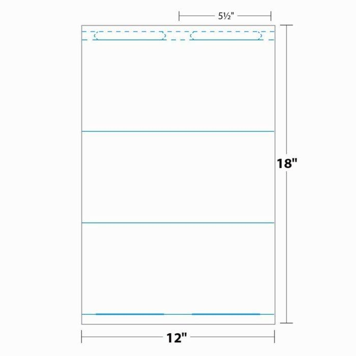 3x4 Vertical Name Badge Template