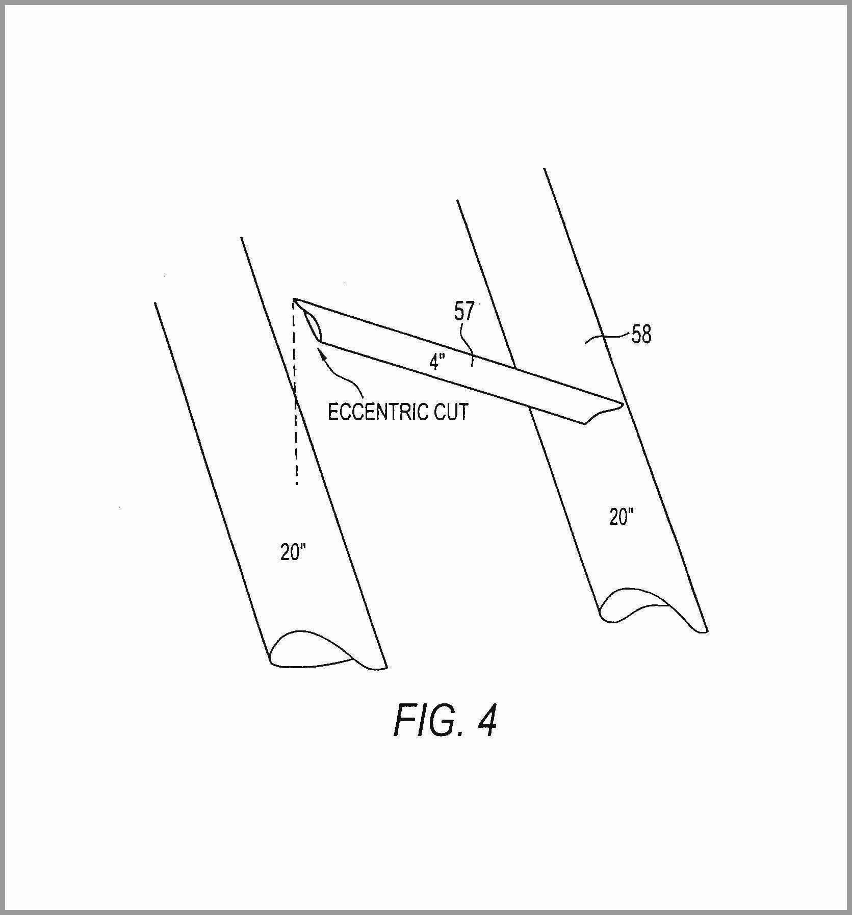 45 Degree Pipe Cutting Template