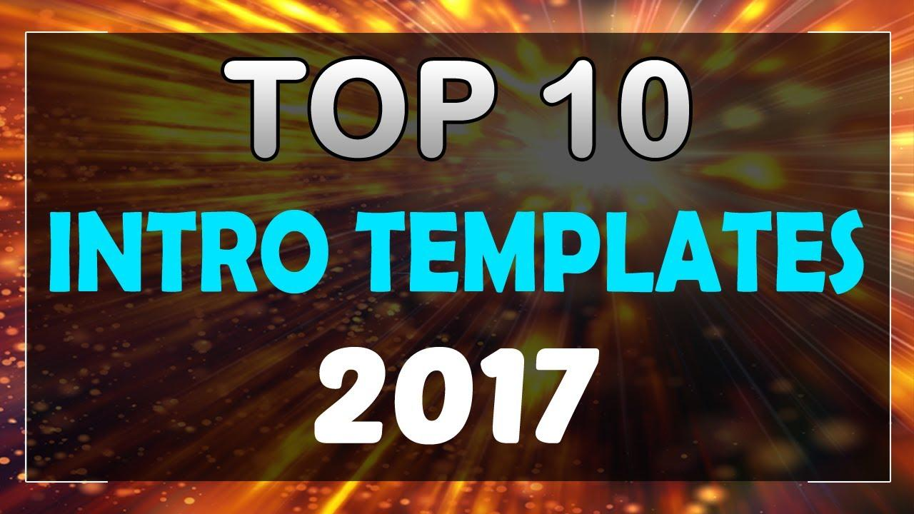 After Effects Intro Templates Free Download Cs6