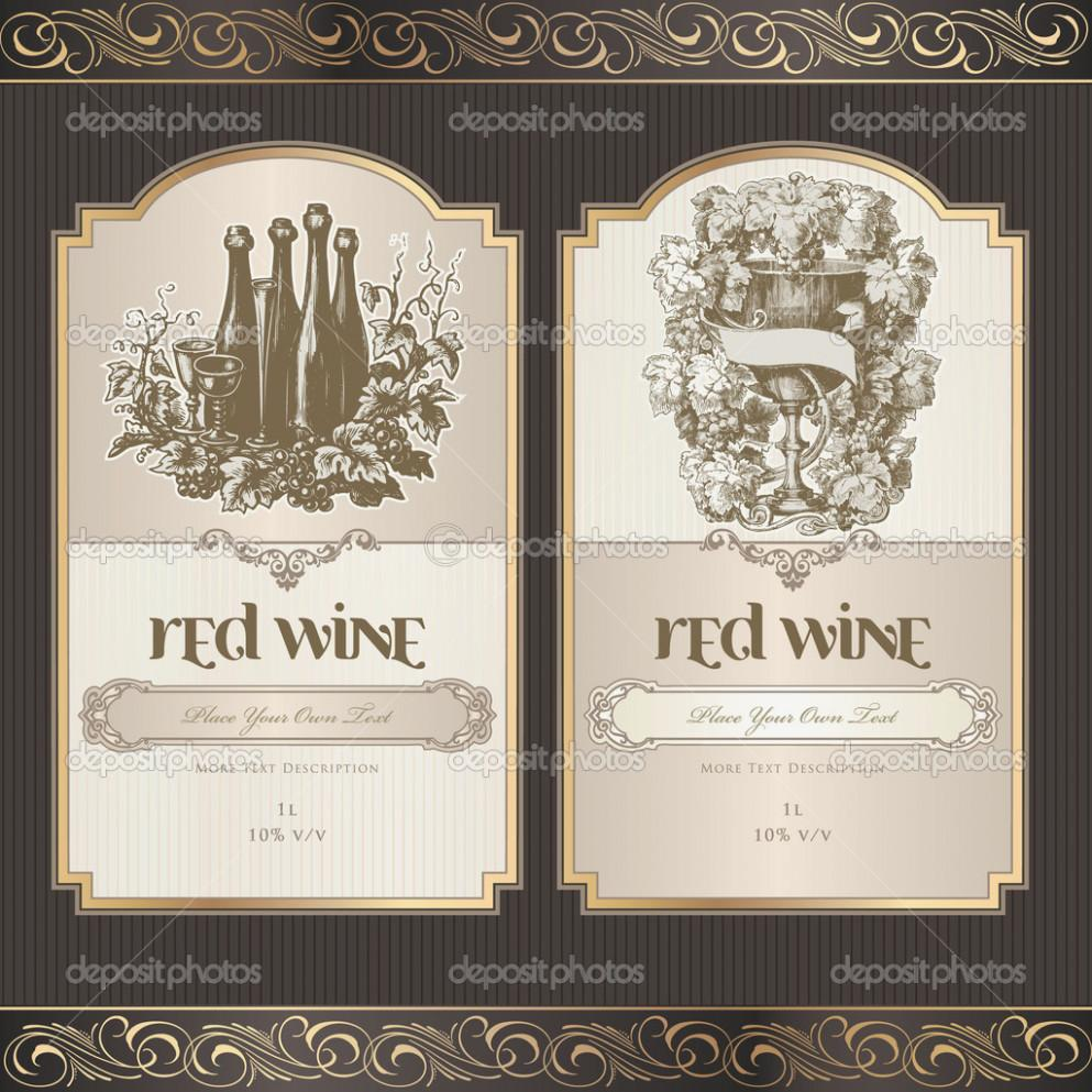 Avery Wine Label Templates